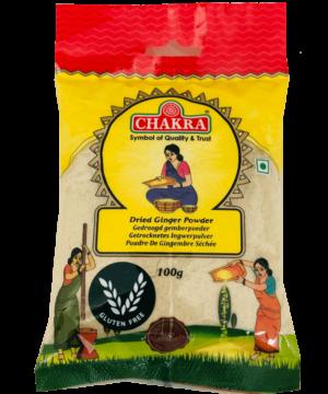 Chakra Dried Ginger Powder - Asijah Europe
