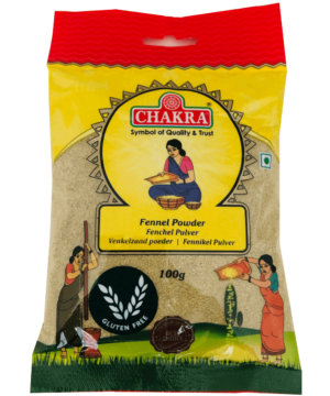 Chakra Fennel Powder - Asijah Europe