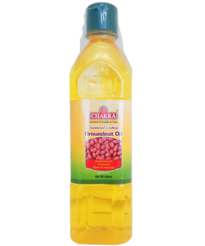 Chakra Groundnut Oil - Asijah Europe