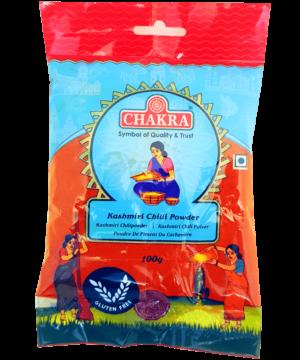 Chakra Kashmiri Chilli Powder - Asijah Europe