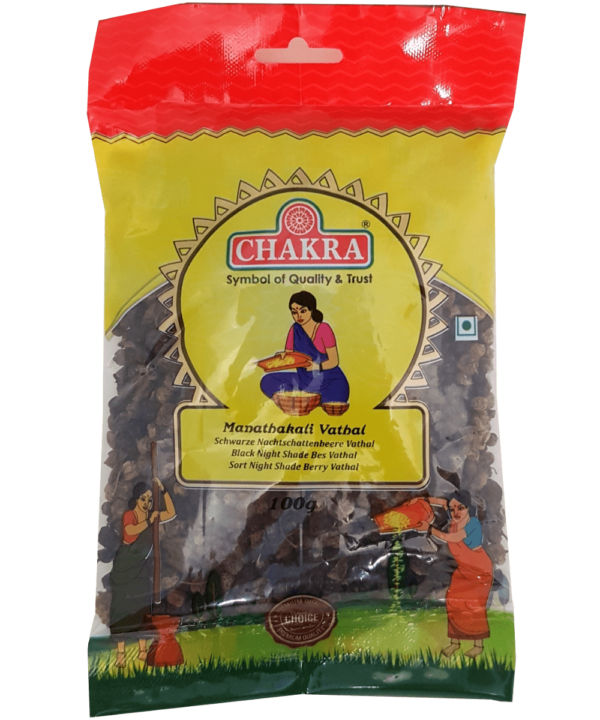 Chakra Manathakali Vathal - Asijah Europe