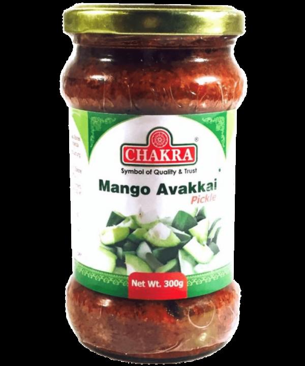 Chakra Mango Avakkai Pickle - Asijah Europe