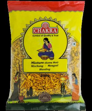 Chakra Mixture Extra Hot - Asijah Europe