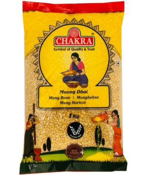Chakra Moong Dhal - Asijah Europe