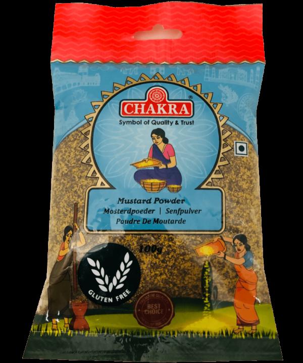Chakra Mustard Powder - Asijah Europe
