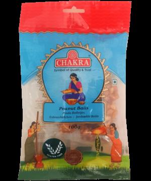 Chakra Peanut Balls - Asijah Europe
