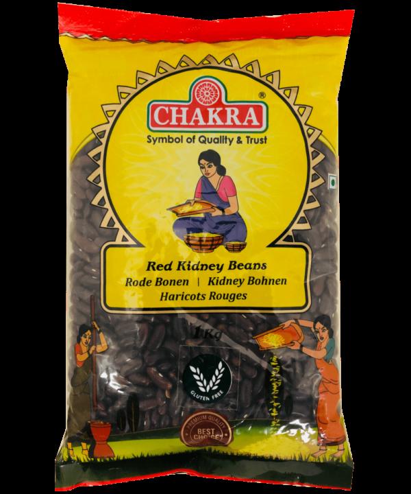Chakra Red Kidney Beans - Asijah Europe