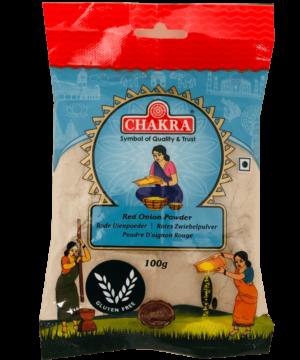 Chakra Red onion Powder - Asijah Europe