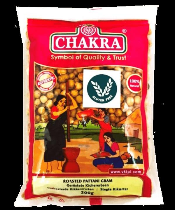 Chakra Roasted Pattani Gram - Asijah Europe