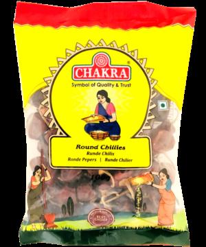 Chakra Round Chillies - Asijah Europe