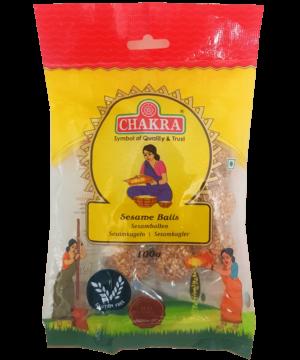 Chakra Sesame Balls - Asijah Europe
