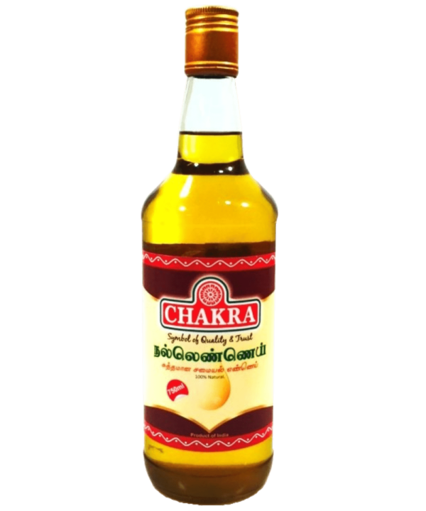 Chakra Sesame Oil - Asijah Europe