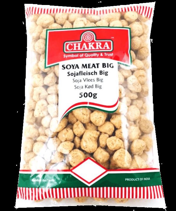 Chakra Soya Meat Big - Asijah Europe