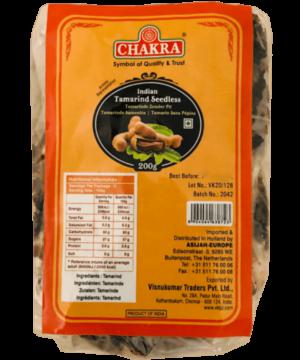 Chakra Tamarind Seedless - Asijah Europe
