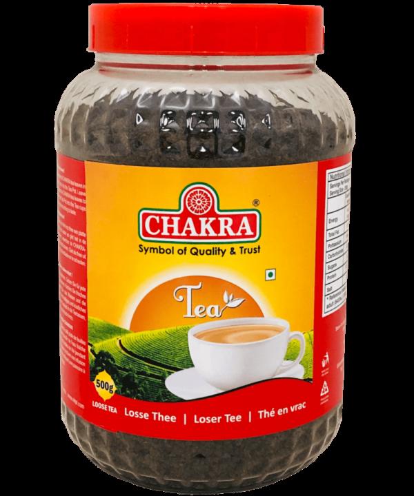 Chakra Tea - Asijah Europe