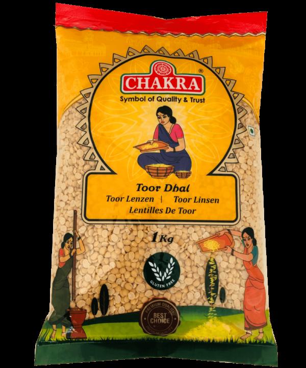Chakra Toor Dhal - Asijah Europe