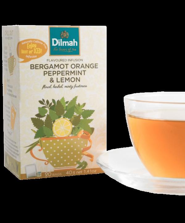 Dilmah Natural Infusion Tea - Asijah Europe