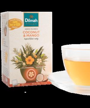 Dilmah Coconut & Mango Tea - Asijah Europe