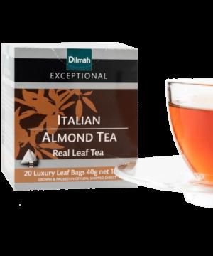 Dilmah Italian Almond Tea - Asijah Europe