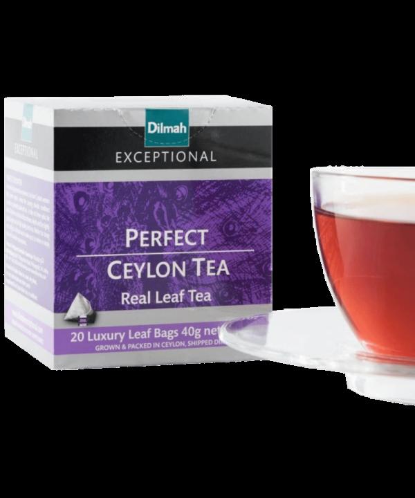 Dilmah Perfect Ceylon Tea - Asijah Europe