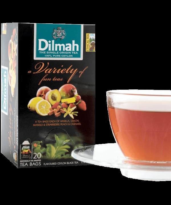 Dilmah Variety of Fun Teas - Asijah Europe