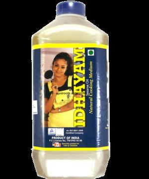 Idhayam Sesame Oil - Asijah Europe