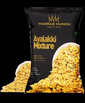 Madras Munch Avalakki Mixture - Asijah Europe