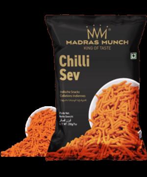 Madras Munch Chilli Sev - Asijah Europe