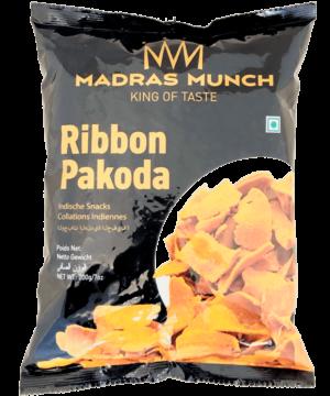 Madras Munch Ribbon Pakoda - Asijah Europe