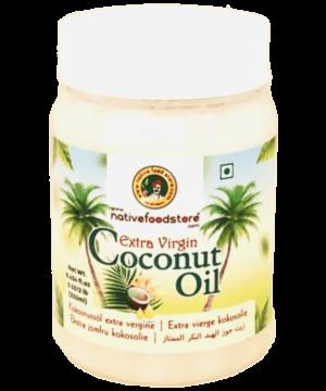 Native Food Store Coconut Oil - Asijah Europe