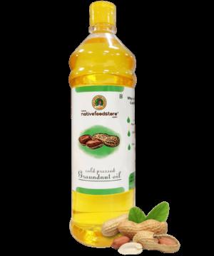 Native Food Store Groundnut Oil - Asijah Europe