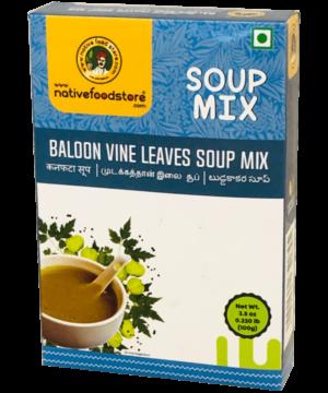 Native Food Store Baloon Vine Leaves Soup Mix - Asijah Europe