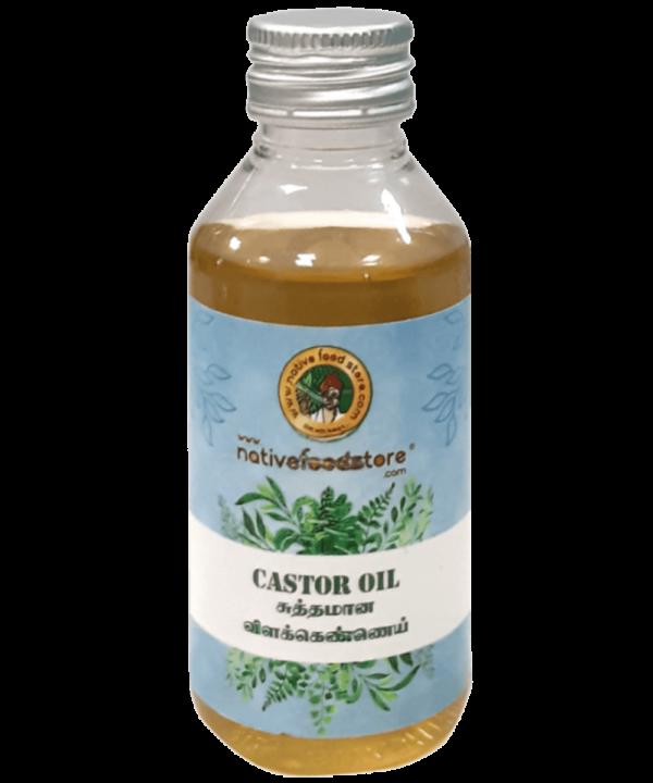 Native Food Store Castor Oil - Asijah Europe