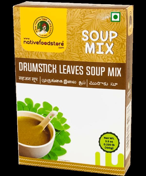 Native Food Store Drumstick Leaves Soup Mix - Asijah Europe