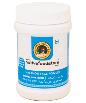 Native Food Store Nalangu Face Powder - Asijah Europe