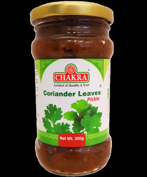 Chakra Coriander Leaves - Asijah Europe