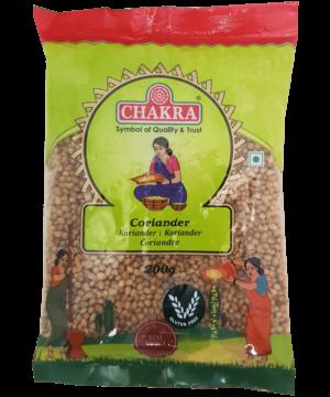 Chakra Coriander - Asijah Europe