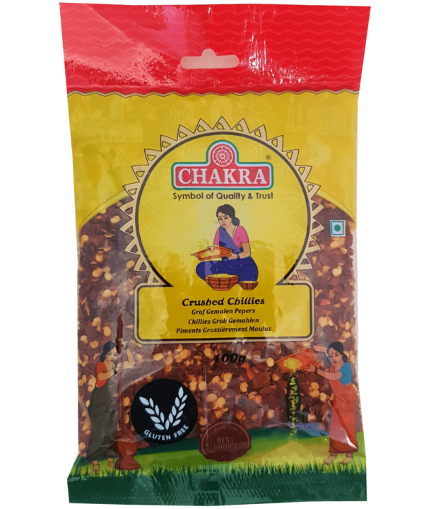 Chakra Crushed Chillies - Asijah Europe