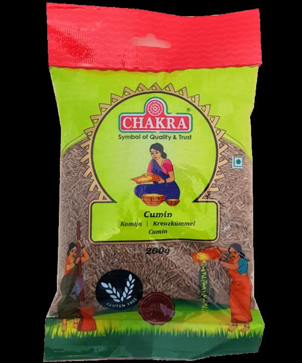 Chakra Cumin - Asijah Europe