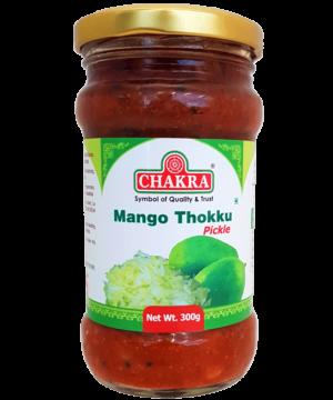Chakra Mango Thokku Pickle - Asijah Europe