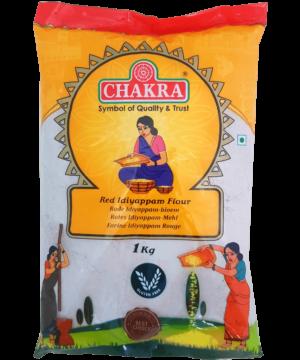 Chakra Red Idiyappam Flour - Asijah Europe