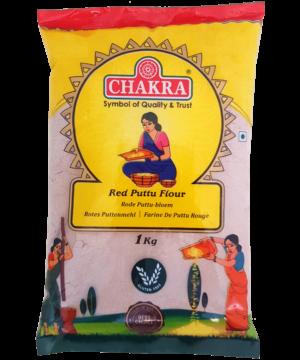 Chakra Red Puttu Flour - Asijah Europe