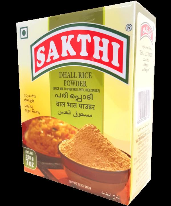 Sakthi Dhall Rice Powder - Asijah Europe