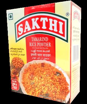 Sakthi Tamarind Rice Powder - Asijah Europe